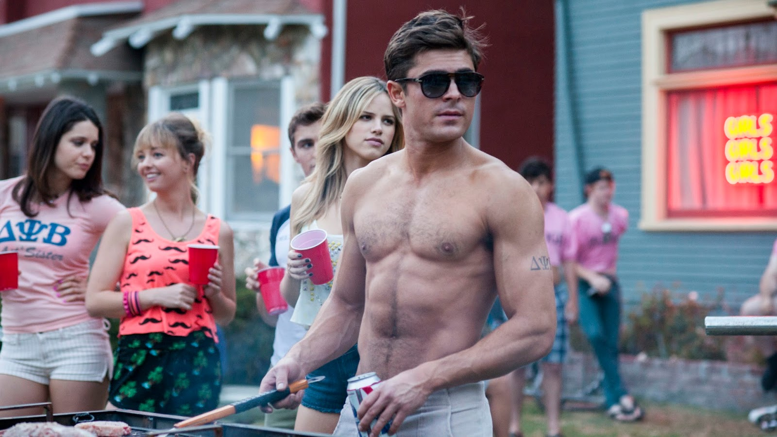 Seth Rogen Zac Efron Neighbors