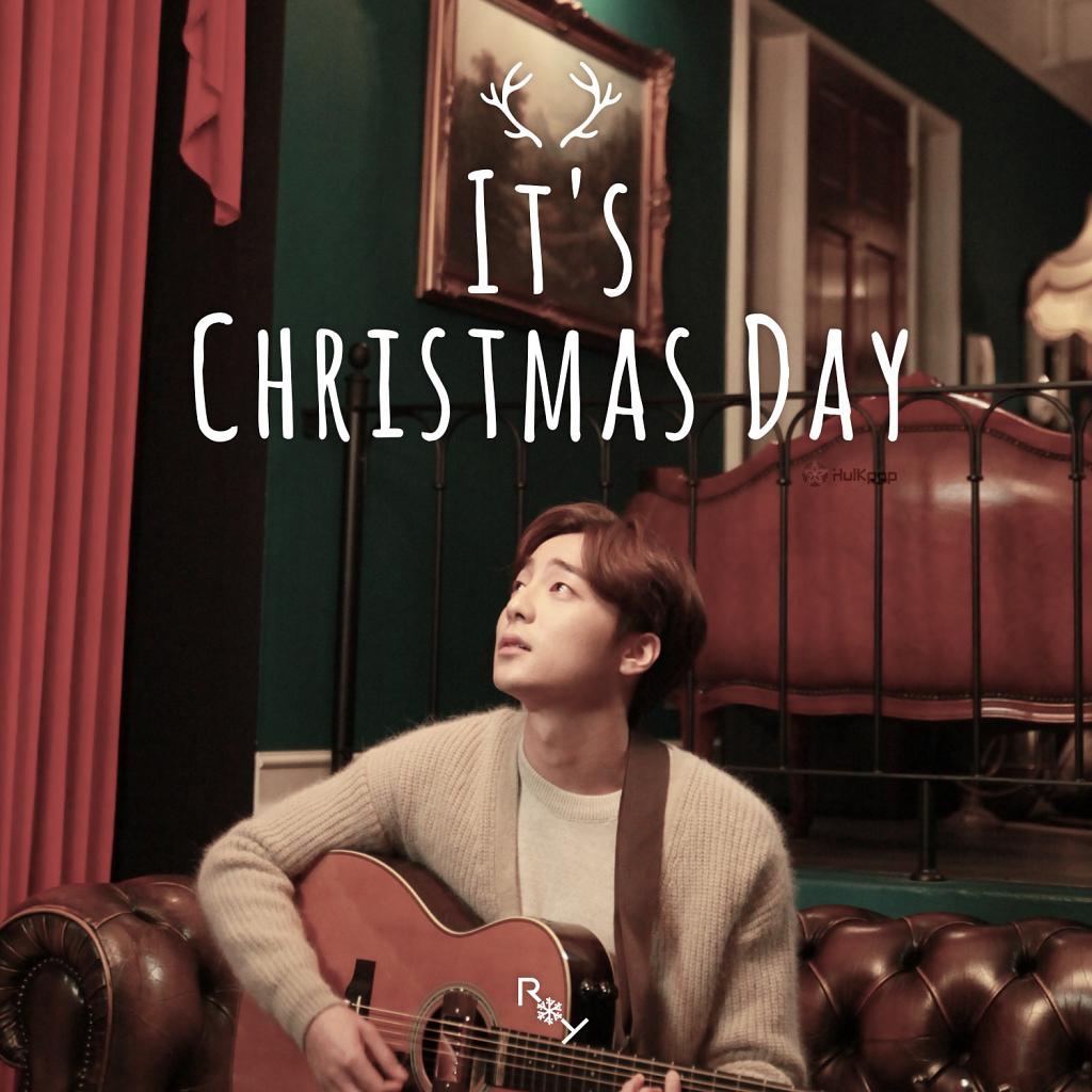 [Single] Roy Kim – It's Christmas Day