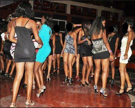 Who are 'Runs Girls' , How You Can Spot Them (Photos)