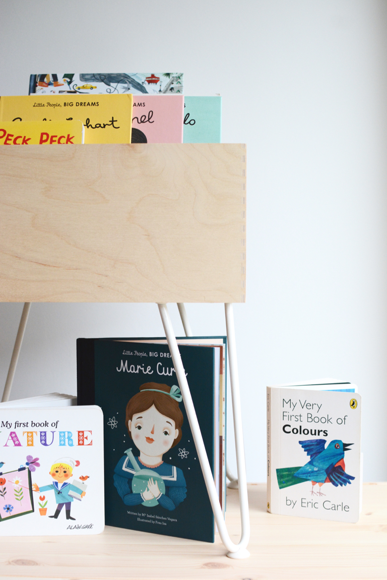 Kids Ikea Moppe Book Storage A Collaboration With The Hairpin Leg Co