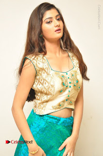 Telugu Actress Akshitha Stills at Prementha Panichese Narayana Movie Opening  0037.JPG