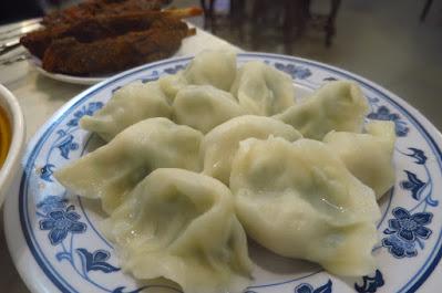 Jia Yan Restaurant, dumplings