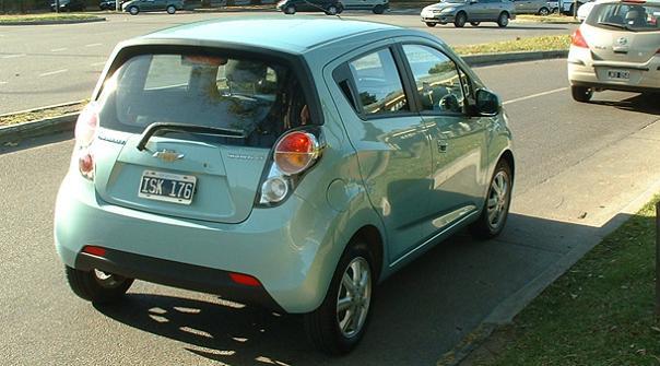 Crtica Chevrolet Spark Argentina Autoblog