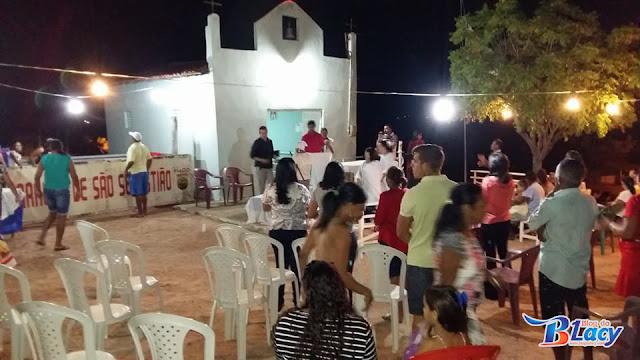FESTA DA PADROEIRA NO BRITADOR EM LIMA CAMPOS