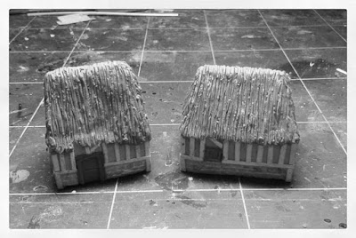Two Houses for Normandy by Escenografia Epsilon