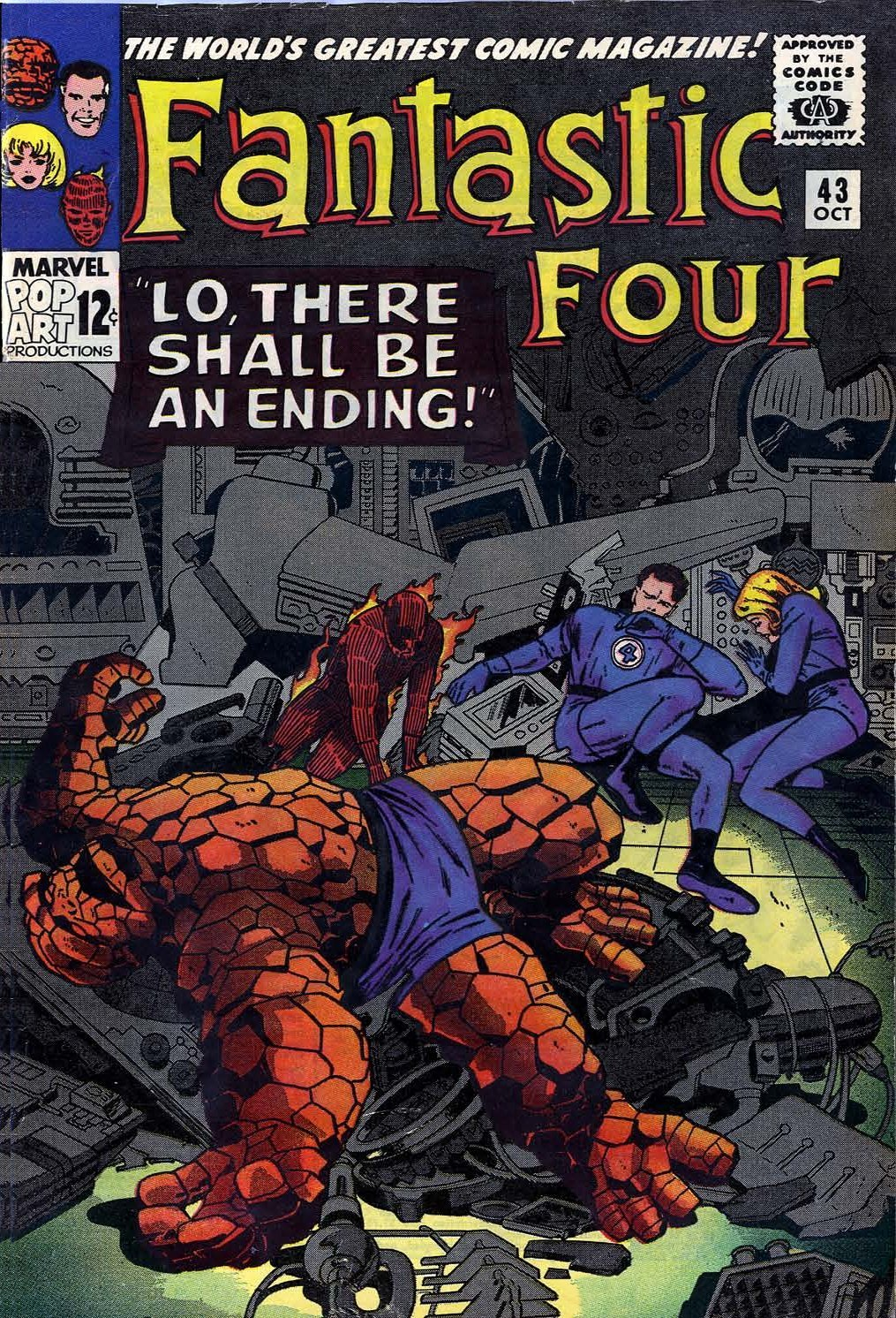 Fantastic Four, War And Stars On Pinterest