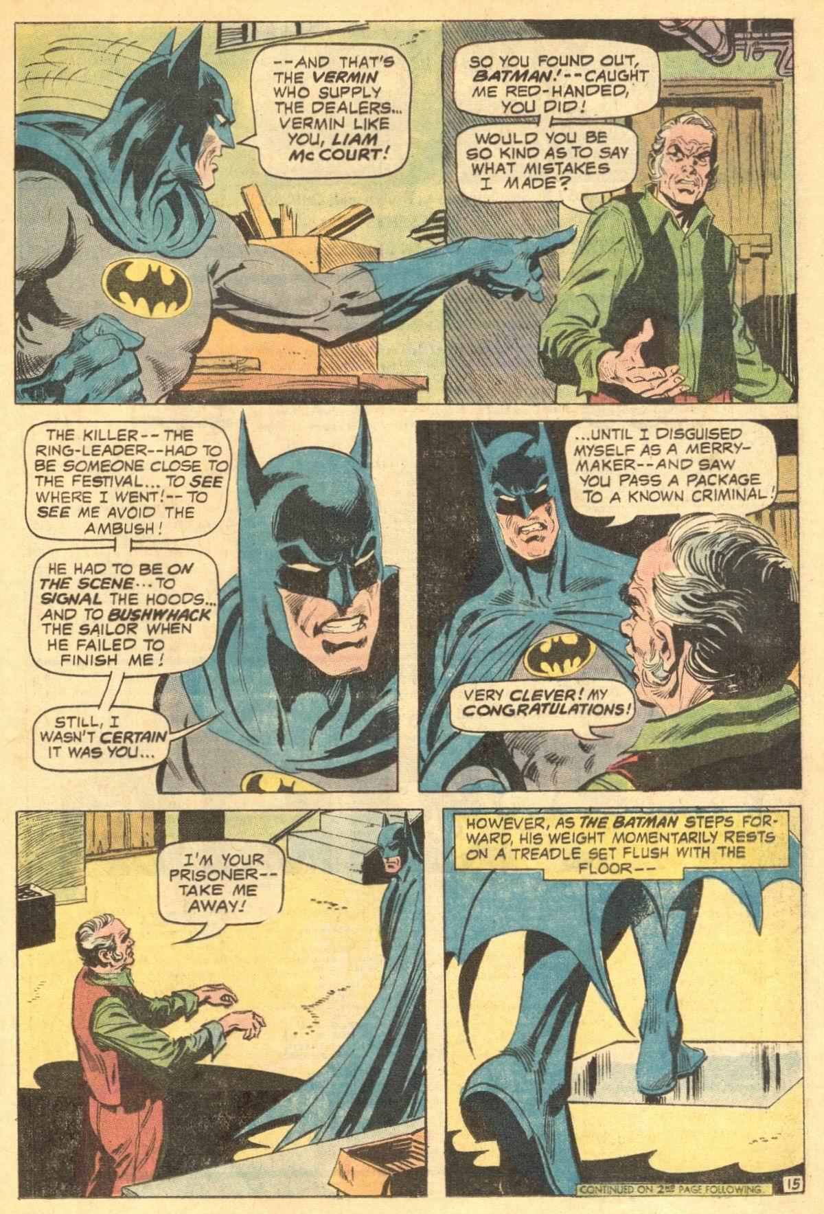 Detective Comics (1937) 419 Page 18
