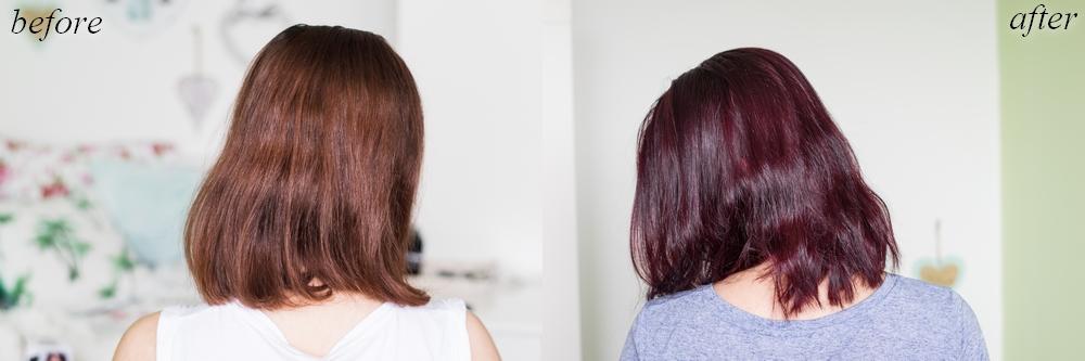 ba82f392a Dnes som sa rozhodla napísať článok v ktorom sa budem venovať farbeniu  vlasov. Pred pár dňami som opäť menila farbu, a tak som si povedala, ...