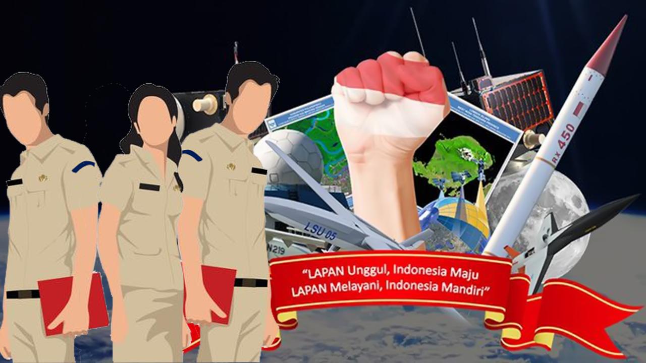 Info Resmi CPNS Lembaga Penerbangan dan Antariksa Nasional 2018