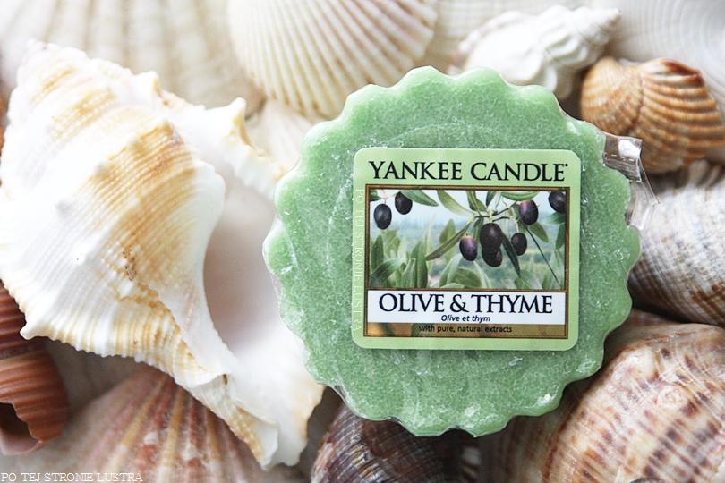 Yankee Candle Q2 2016 - Olive & Thyme