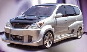 Foto Gambar Modifikasi Body Kit Velg Avanza Veloz Luxury