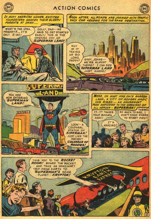 Read online Action Comics (1938) comic -  Issue #210 - 6