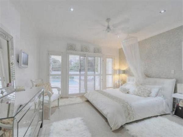 bedroom-interiors-Totally-Charming-White-Home-Design-Ideas-In-Australia.jpg & Modern Bohemian Lifestyle: White Room Decor Ideas