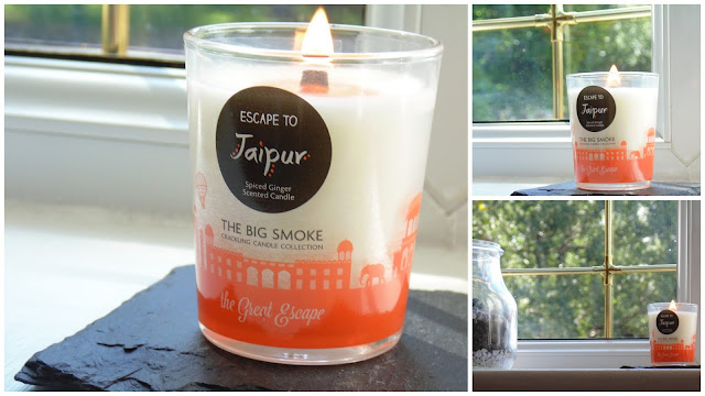 Great Escape Candle Giveaway (UK Only)