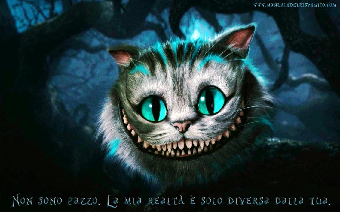 Frasi Alice In Wonderland Stregatto