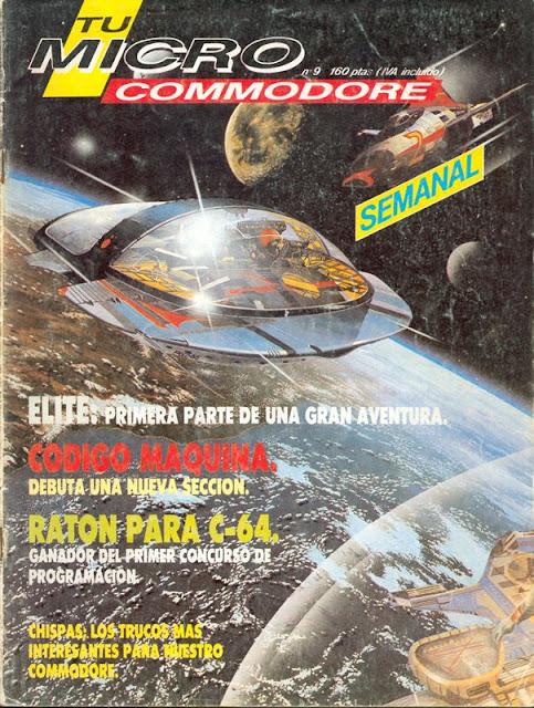 Tu Micro Commodore #09 (09)