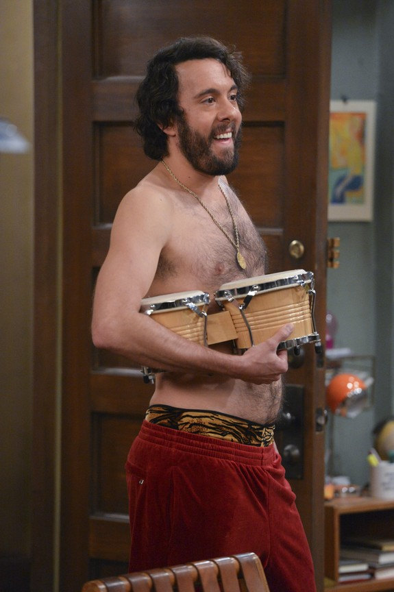 2 Broke Girls - Season 2 Episode 12:  And the High Holidays