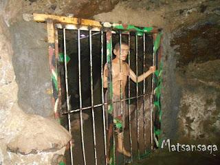 Gua Jepang di Kebun Teh Kaligua