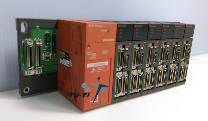 MITSUBISHI PLC:MELSEC A1S61PN/A1SD75M3/A1SD75P3-S3