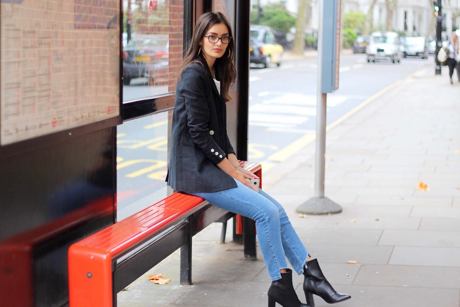peexo london style blogger