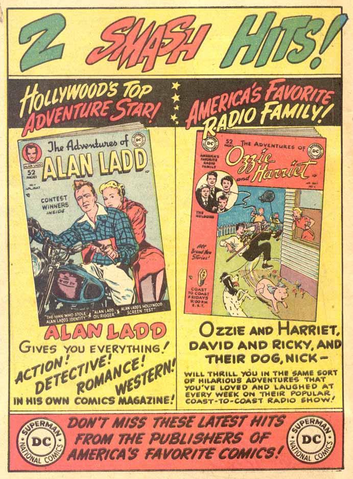 Read online Detective Comics (1937) comic -  Issue #159 - 50