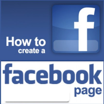 How to create a page on facebook