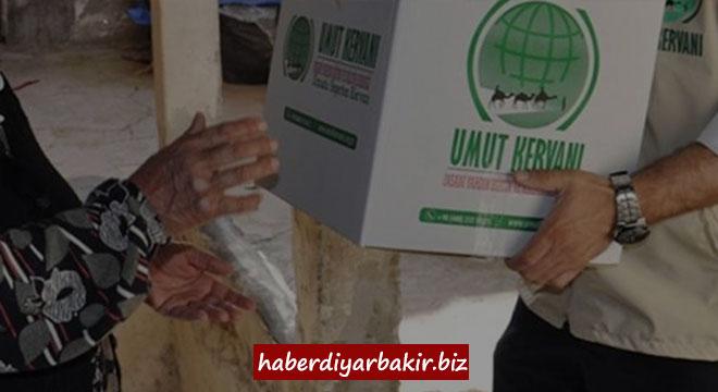 Kerwana Umûdê li Diyarbekrê xebatên alîkarîyê didomîne