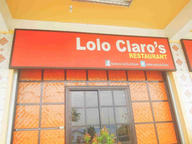 Lolo Claro's Restaurant