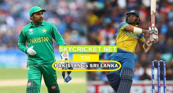 Pakistan v Sri Lanka T20 Series Schedule