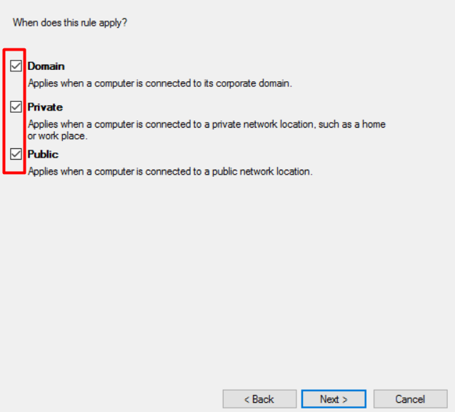 Cara Memblokir Akses Internet Aplikasi Windows 10 Tanpa Aplikasi Pihak Ketiga 13