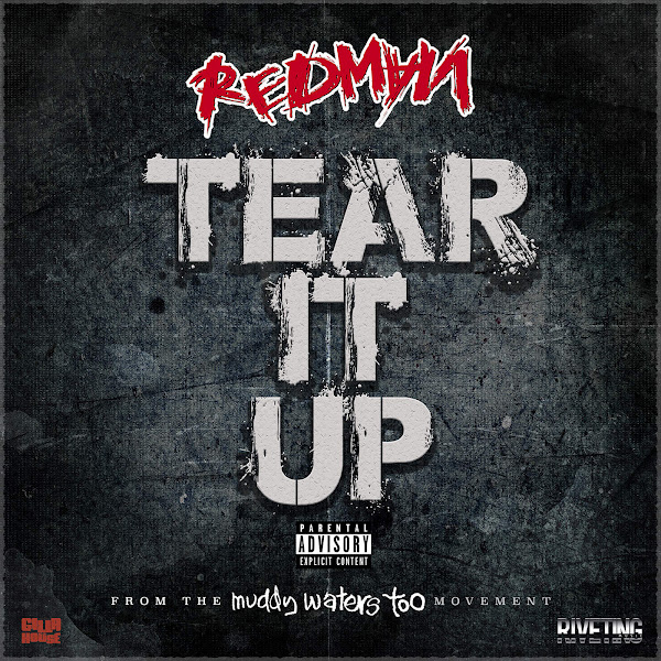 Redman - Tear It Up - Single Cover