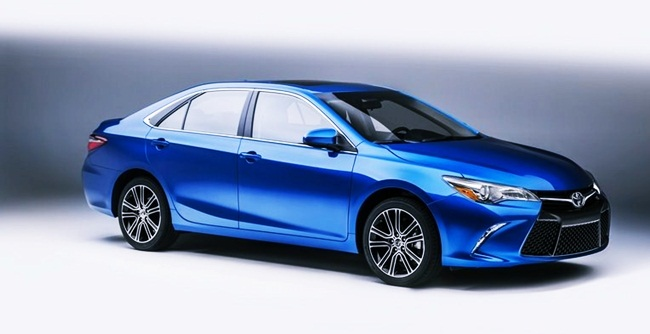 2017 Toyota Camry Se Review Price And Release Date
