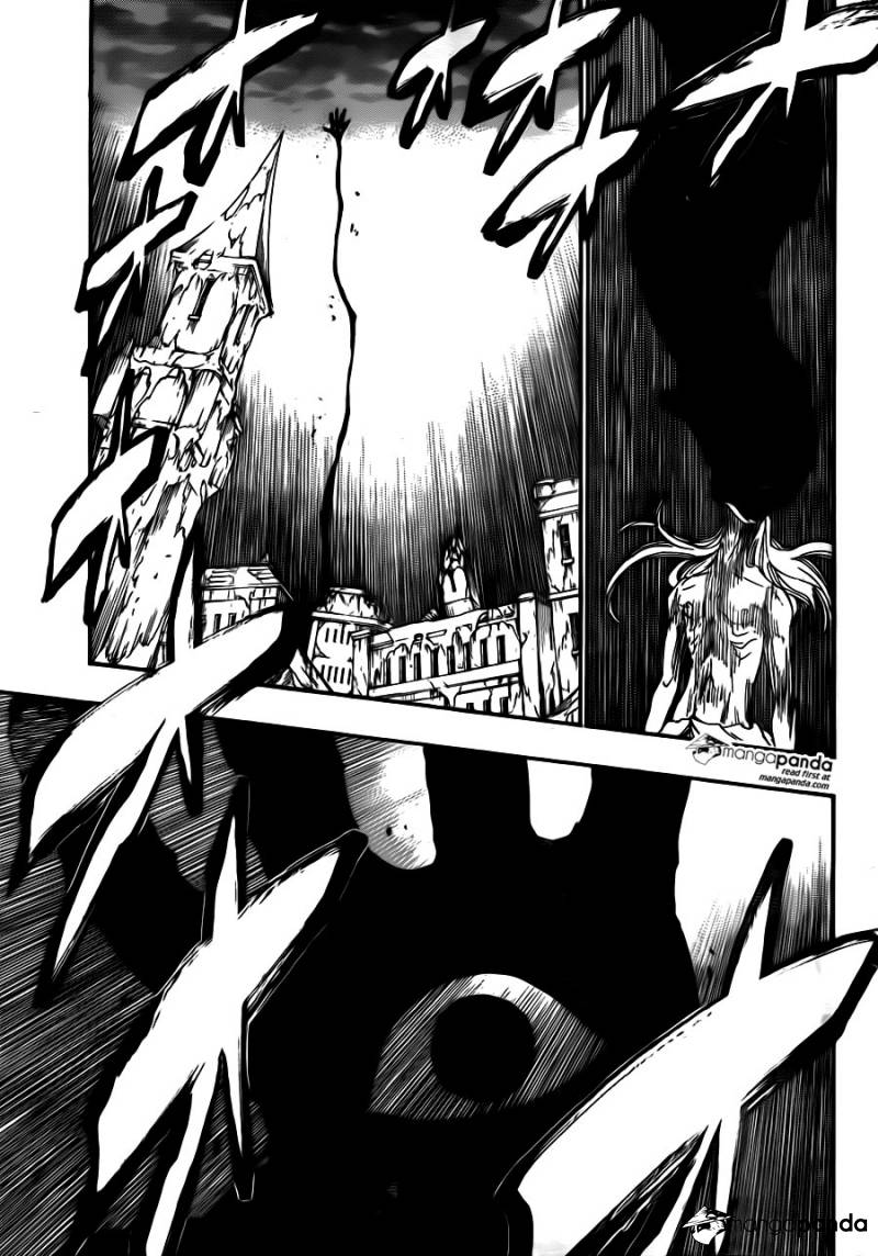 Bleach Ch 617: Return of the God