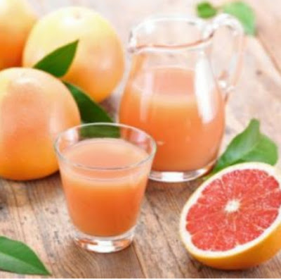 Gimme Grapefruits Juice Recipe