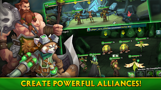 Alliance: Heroes of the Spire v53636 Mod