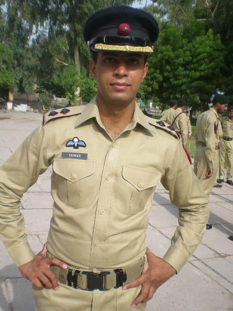Pakistan Army Fans: Lt.Taimoor Shah Shaheed