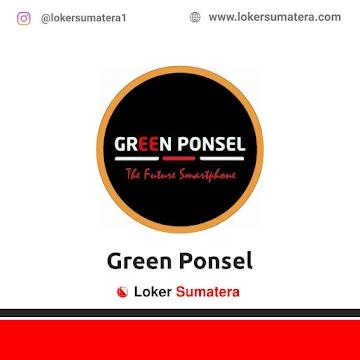 Lowongan Kerja Padang: Green Ponsel Mei 2021