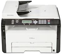 Ricoh SP 204SFNw Printer Driver Download