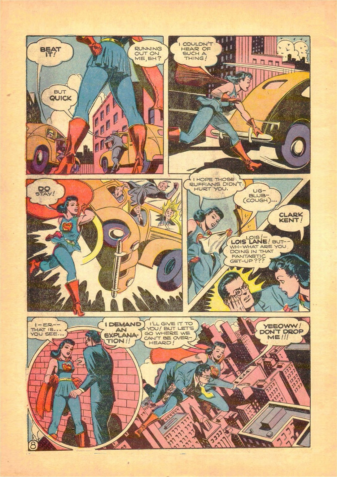 Action Comics (1938) 60 Page 8