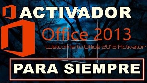 como activar office 2013