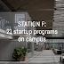 Ubisoft anuncia alianza con Station F, el campus de startup más grande del mundo   Revista Level Up