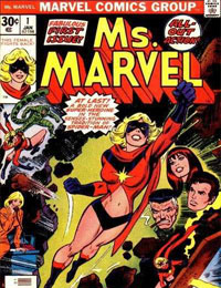 Ms. Marvel (1977)