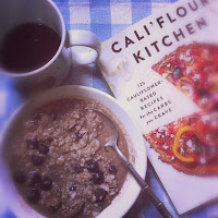 Breakfast porridge from Cali'flour Kitchen by Amy Lacey
