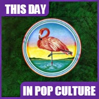 """Christopher Cross' """"Sailing"""" made #1 on August 30, 1980."""