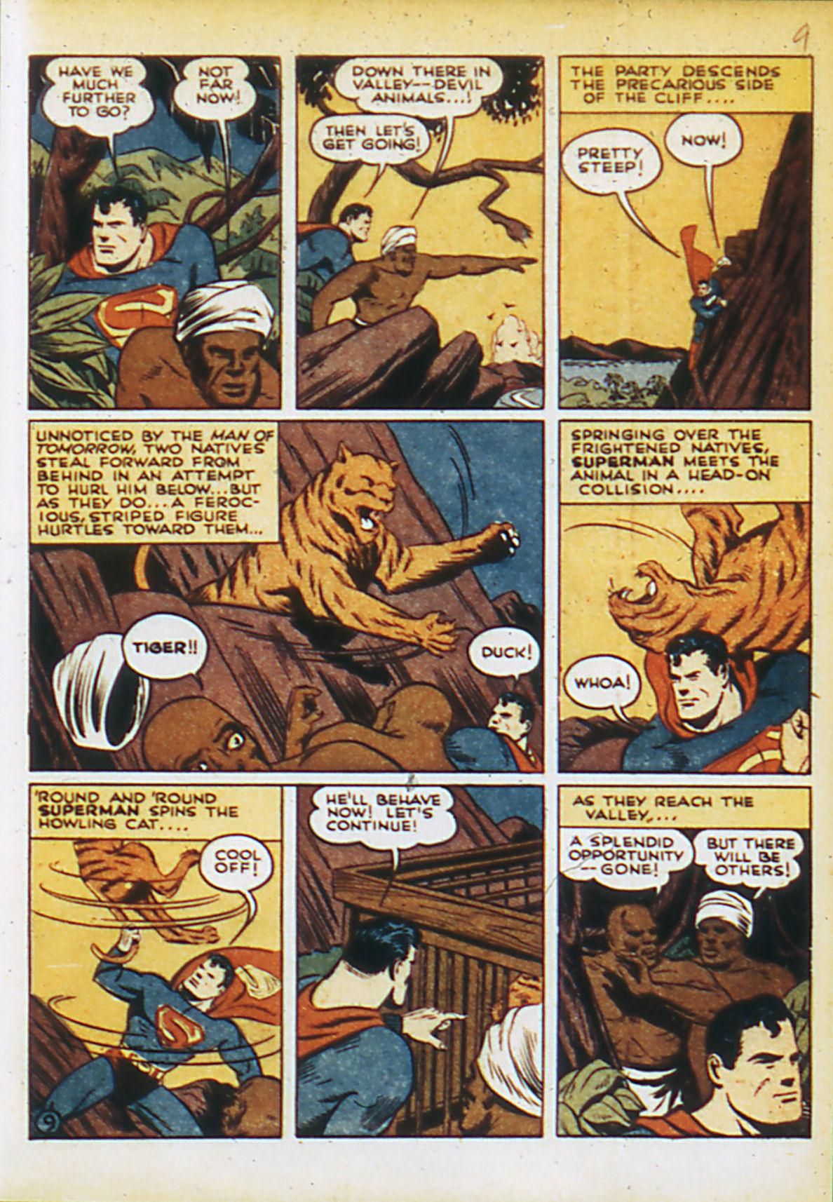 Action Comics (1938) 45 Page 11