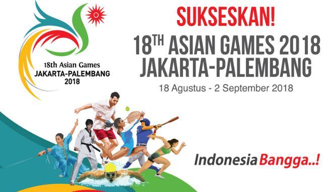10 Cabang Olahraga Baru Dalam Perhelatan Asian Games 2018