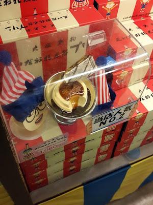 Kuidaore Taro Pudding in Osaka Dotonbori