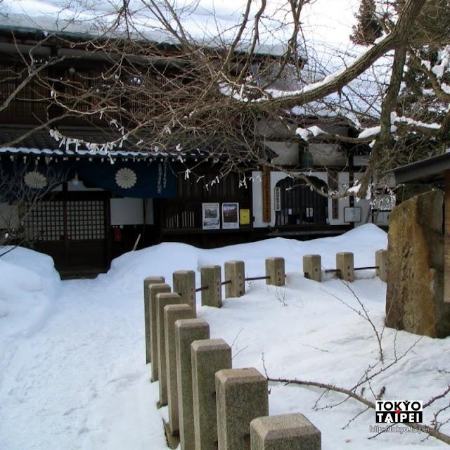 【飛驒國分寺】雪埋高山1250歲銀杏樹 期待春天發綠芽