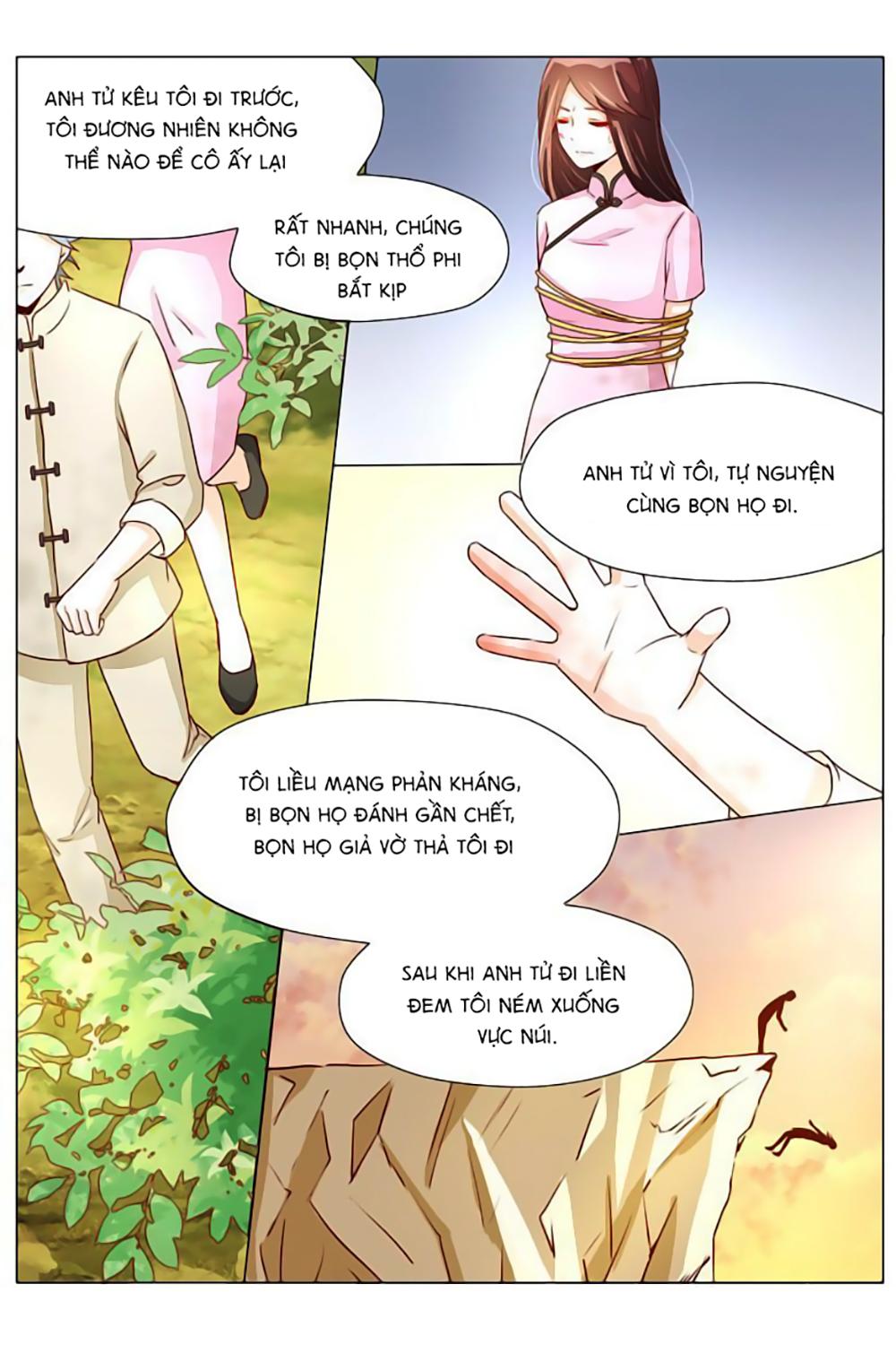 Dân Quốc Yêu Văn Lục – Chap 25