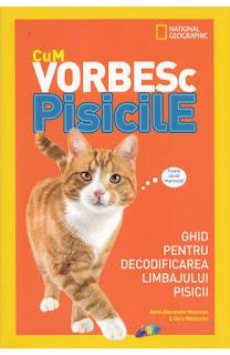 Cartea care te invata despre limbajul pisicilor